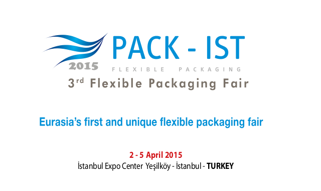 Pack-Ist 2015 Flexible Packaging Logo