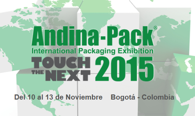 Andina-Pack 2015 Logo