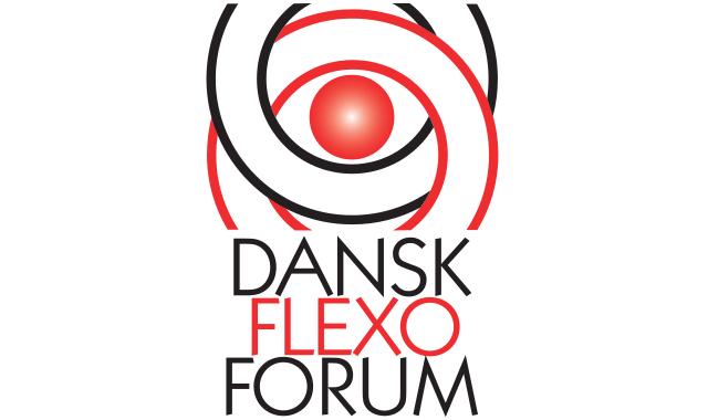 Dansk Flexo Forum Logo