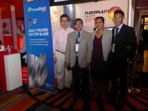 Flexo Centroamèrica 2015 Booth PrimeBlade