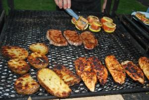PrimeBlade BBQ evening