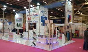 UZE Eurasia Packaging fair Printpack 2015 Booth