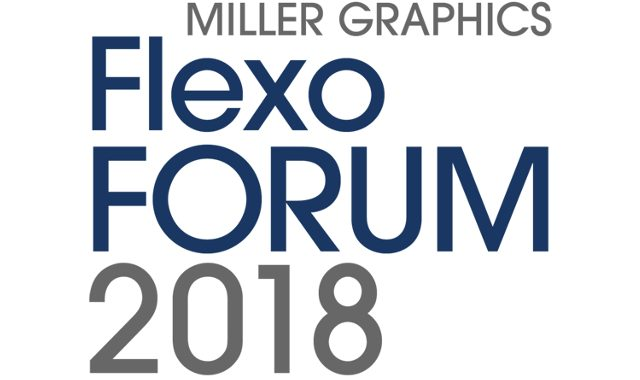 Miller Graphics Flexo Forum 2018 Logo