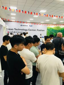 Soma Engineering Demo Center Foshan China #5