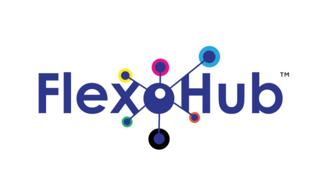 FlexoHub logo