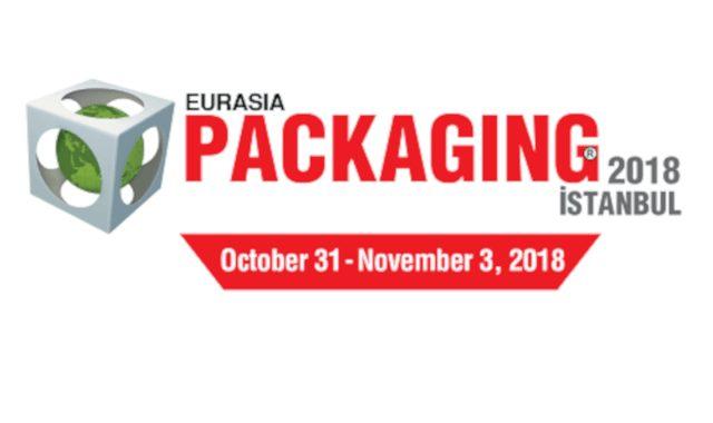 Eurasia Packaging 2018 Istanbul logo
