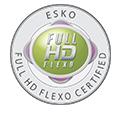 Full-HD Flexo Certified by Esko