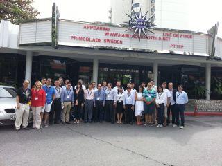 PrimeBlade Agent & Dealer meeting in Pattaya/Thailand