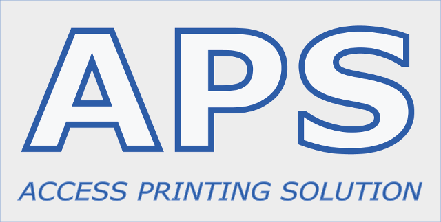 Access Printing Solution Logo