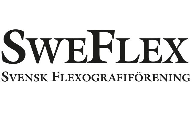 SweFlex, The Swedish Flexography Association Logo