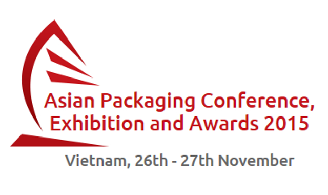 Asian Packaging Conference, Exhibition and Awards 2015 Logo