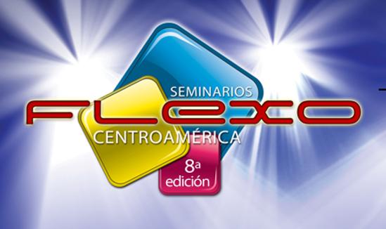 Seminarios Flexo Centroamérica 2015 Logo