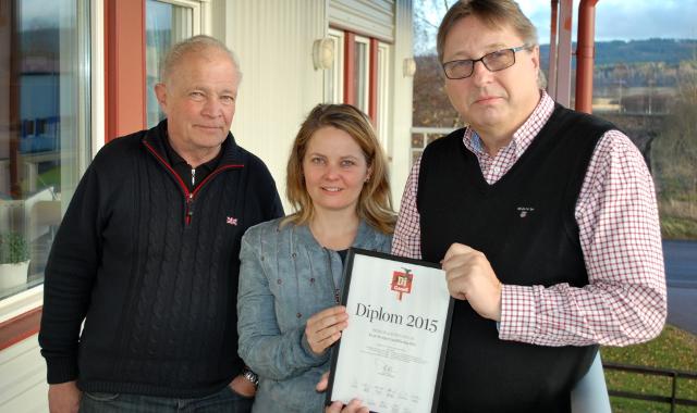 DI Gasell 2015 award