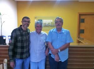 Leandro, Antenor and Synesio