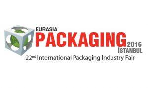 Eurasia Packaging 2016 Istanbul Logo