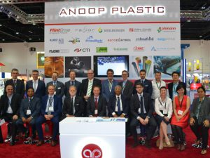 Anoop at Gulf Print and Pack 2017