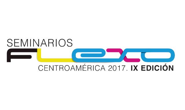 Seminarios Flexo Centroamérica 2017 Logo
