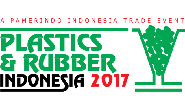 Plastic & Rubber Indonesia 2017 Logo