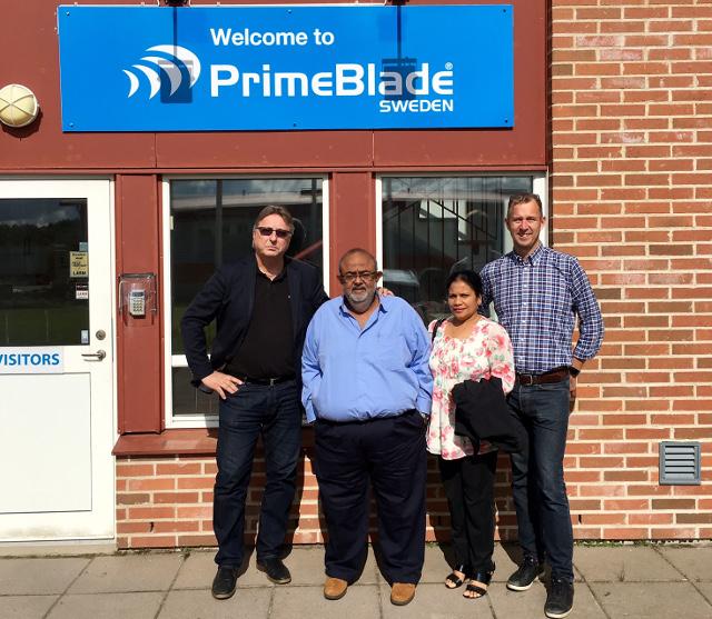 Visit from Trade USA LTD Sri Lanka