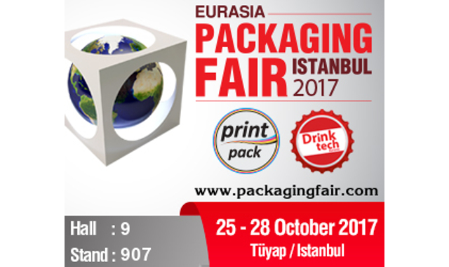 Eurasia Packaging Fair 2017 logo