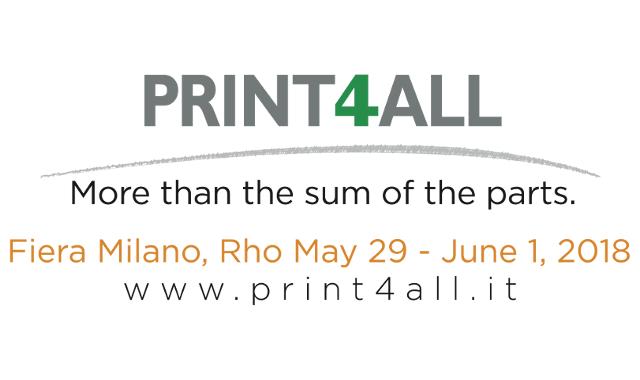 Print4All 2018 Logo