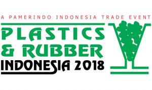 Plastic & Rubber Indonesia 2018 Logo