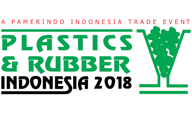 Plastic & Rubber Indonesia 2018 Logo
