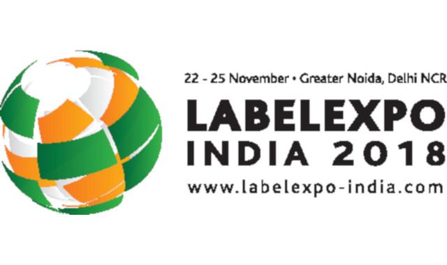 Labelexpo India 2018 logo