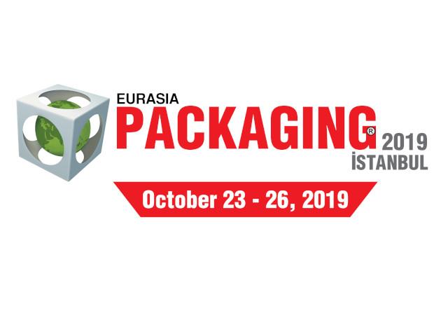 Eurasia Packaging 2019 Istanbul logo